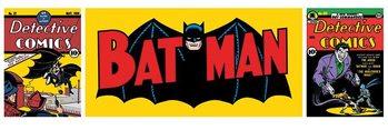 BATMAN - triptych Plakat