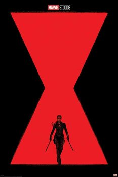 Plakat Black Widow - Symbol