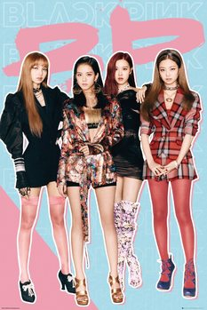 Blackpink - BP Plakat