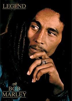 Bob Marley - legend Plakat