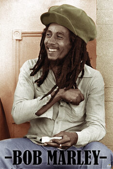 Plakat Bob Marley - Rolling Papers