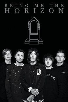 Bring Me The Horizon - Band Plakat