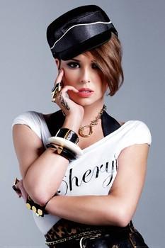 Cheryl Cole - solo Plakat