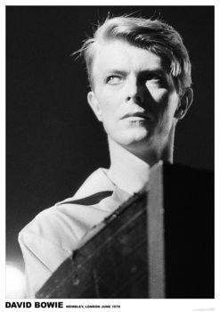 David Bowie - Wembley 1978 Plakat