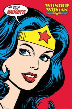 DC COMICS - wonder woman close up Plakat