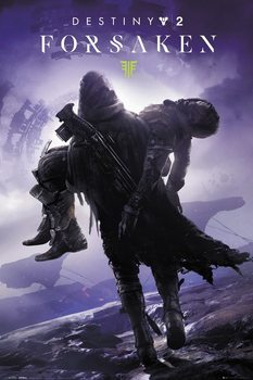 Destiny 2 - Forsaken Plakat