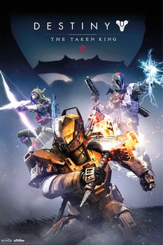 Destiny - Taken King Plakat