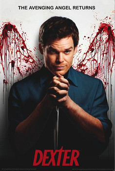 DEXTER - avenging angel returns Plakat