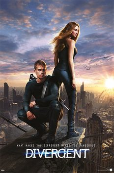 Divergent - One Sheet Plakat