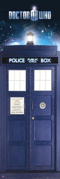 DOCTOR WHO - tardis Plakat