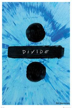 Ed Sheeran - Divide Plakater