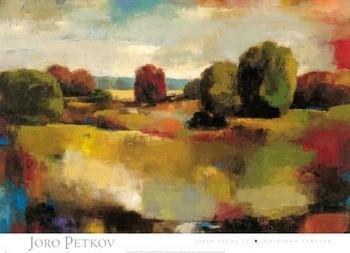 Field Study II Kunsttryk