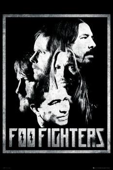 Foo Fighters - euro group Plakat