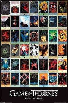 Game of Thrones - Episodes Plakat