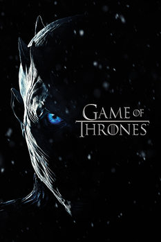 Game of Thrones - Season 7 Night King Plakat
