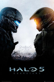 Halo 5 - Guardians Plakat