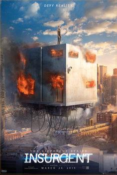 Insurgent - Defy Reality Plakat