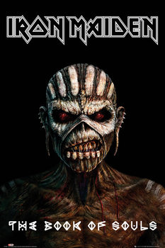 Iron Maiden - The Book Of Souls Plakat