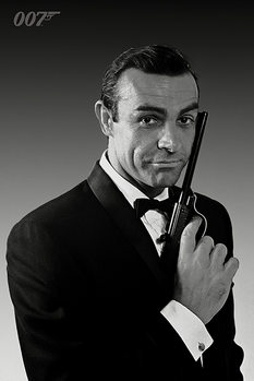 Plakat James Bond 007 - The Name Is Bond (Sean Connery)