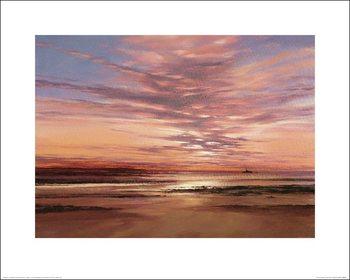 Jonathan Sanders - On An Island Kunsttryk