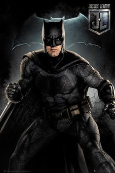 Justice League- Batman Solo Plakat