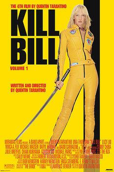 Kill Bill Volume 1 - Uma Thurman Plakat