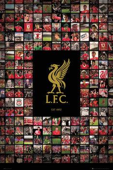 Liverpool FC - Compilation Plakat