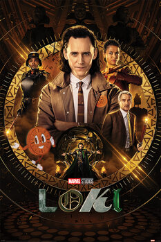 Plakat Loki - Glorious Purpose