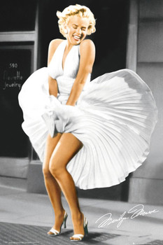 MARILYN MONROE - seven year it Plakater