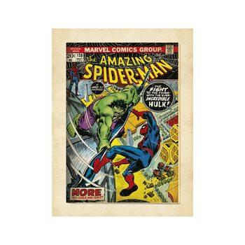 Marvel Comics - Spiderman Kunsttryk