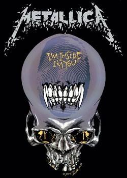 Plakat Metallica - inside