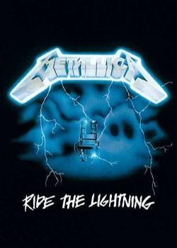 Plakat Metallica - ride in the lightning