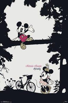 Mickey & Minnie Mouse - Pretty Plakat