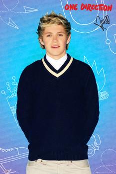 One Direction - niall pop Plakat