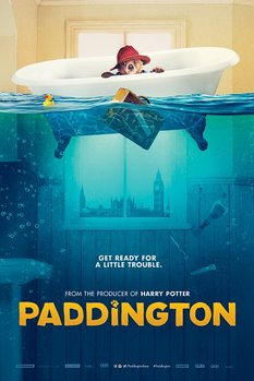 Paddington - Bath Plakat