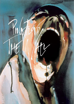 Pink Floyd - The Wall Plakat