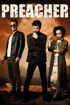 Preacher - Group Plakat