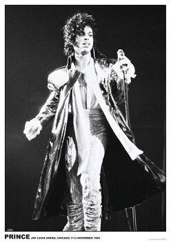 Plakat Prince - Joe Louis Arena, Chichago