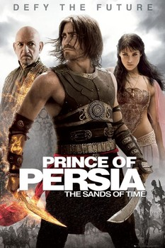 PRINCE OF PERSIA - one sheet Plakat