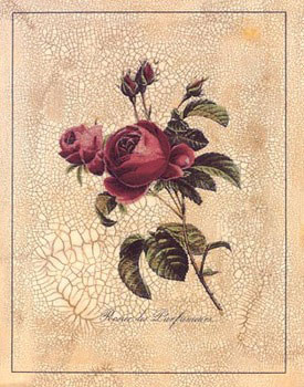 Rose Perfume Kunsttryk