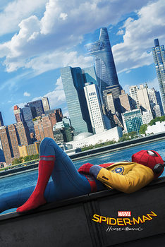 Spider-Man: Homecoming - Teaser Plakat