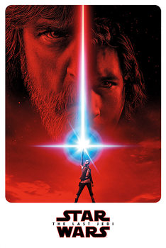 Star Wars: Episode 8 The last Jedi - Teaser Plakat