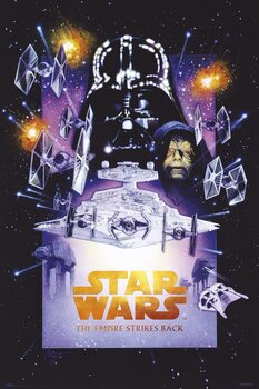 Star Wars: Episode V - The Empire Strikes Back Plakat
