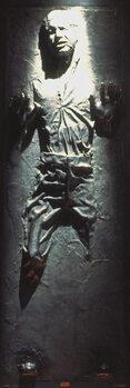 Plakat Star Wars - Han Solo in Carbonite