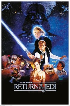 Star Wars: Return Of The Jedi - One Sheet Plakater