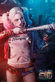 Suicide Squad - Harley Quinn Bang Plakat