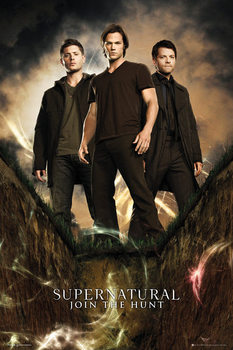 Supernatural - Group Plakat