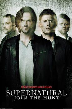 Supernatural - Join the Hunt Plakat