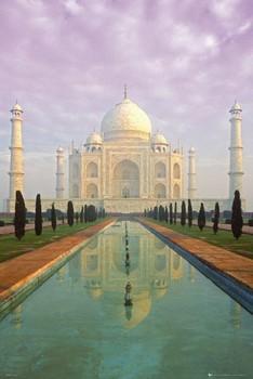 Taj Mahal Plakat