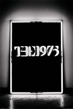 The 1975 - Album Cover Plakat